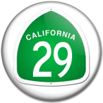 hwy 29 Sign